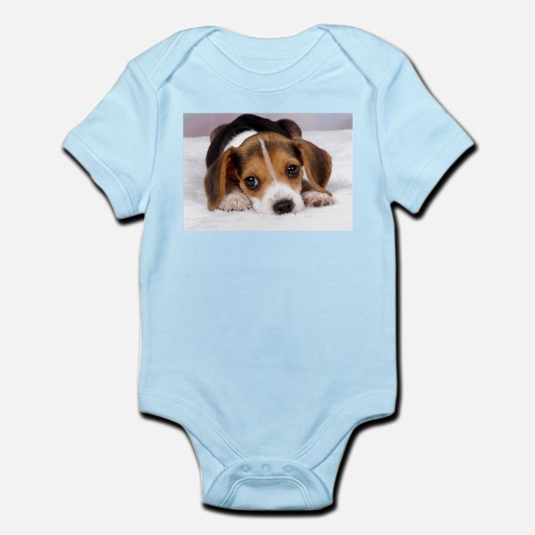 Cute Puppy Body Suit