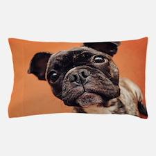 Bulldog Puppy Pillow Case