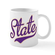 Minnesota State Script Font Mugs