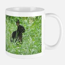 Black Mini Rex Mugs
