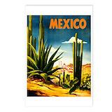 Vintage mexican Postcards