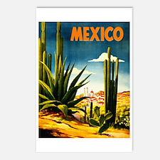 Vintage Mexico Travel ~ Village Postcards (Package