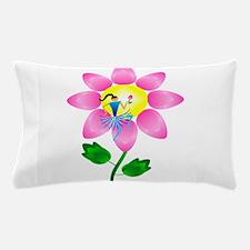 Cute Girl empowerment Pillow Case