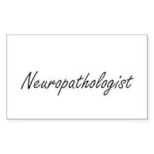 Neuropathologist Artistic Job Design Decal