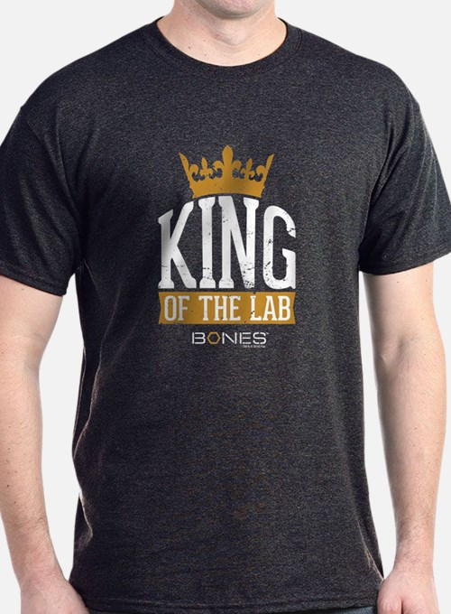 Bones King of the Lab T-Shirt