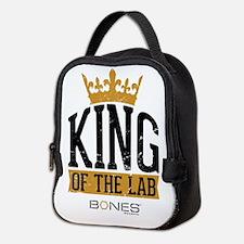 Bones King of the Lab Neoprene Lunch Bag