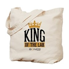 Bones King of the Lab Tote Bag