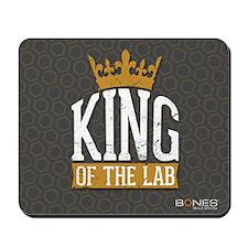 Bones King of the Lab Mousepad