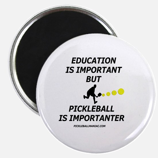 Pickleball is Importanter Magnet