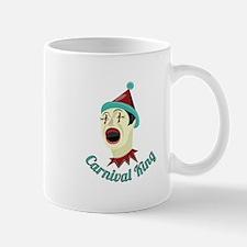 Carnival King Mugs