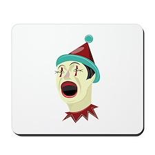 Clown Head Mousepad