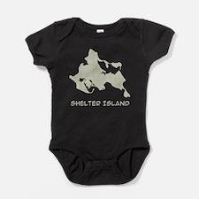 Unique Islander Baby Bodysuit