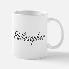 Philosopher Artistic Job Design Mugs
