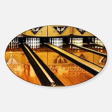 Cute Bowling Decal