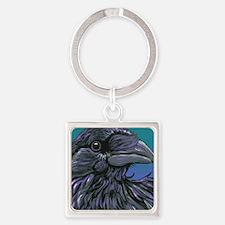 Crow Raven Bird Keychains