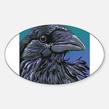 Crow Raven Bird Decal