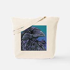 Crow Raven Bird Tote Bag