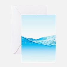 Water Greeting Cards