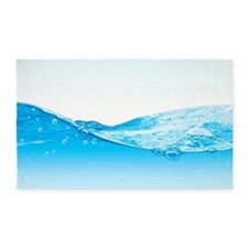 Water Area Rug