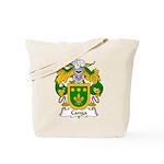 Canga Family Crest Tote Bag