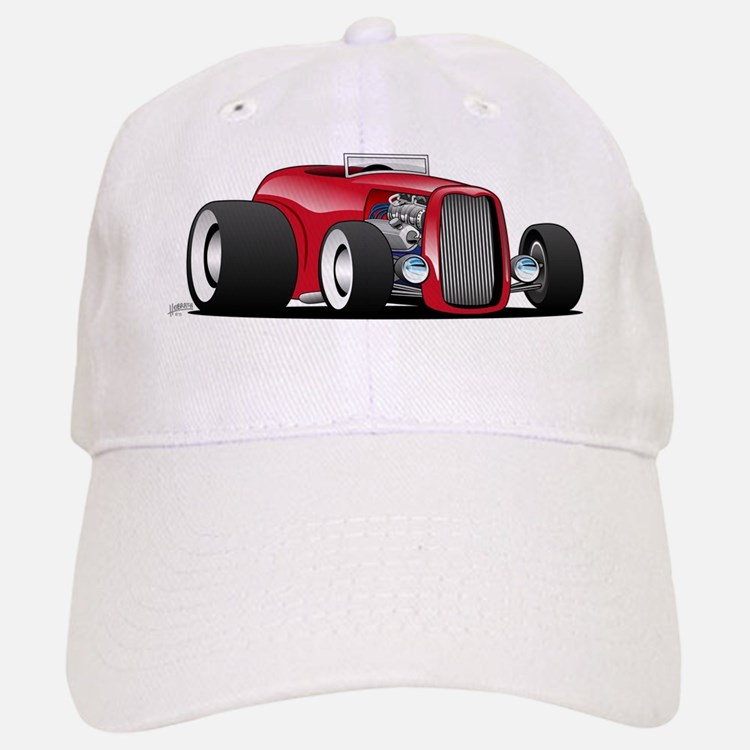 Hi-boy Hot Rod Baseball Baseball Cap