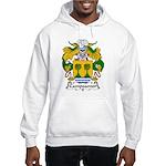 Campoamor Family Crest Hooded Sweatshirt