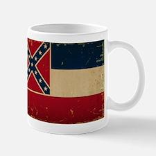 Mississippi State Flag Mug
