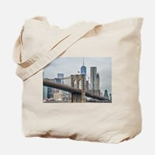 Funny Brooklyn Tote Bag