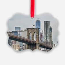 Cute Big apple Ornament