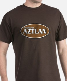 Powered By Aztlan T-Shirt