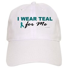 I Wear Teal For Me 2 Hat