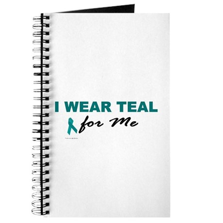 I Wear Teal For Me 2 Journal
