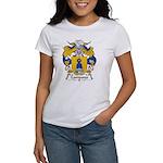 Campana Family Crest Women's T-Shirt
