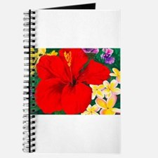 Blooms of Aloha Journal