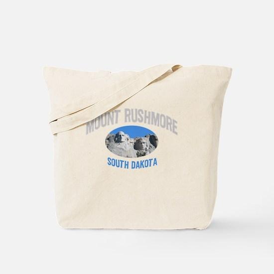 Mount Rushmore National Monum Tote Bag