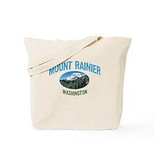 Mount Rainier National Park Tote Bag