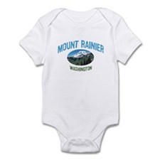 Mount Rainier National Park Infant Bodysuit