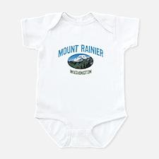 Mount Rainier National Park Infant Bodysuit