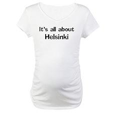 About Helsinki Shirt