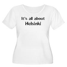 About Helsinki T-Shirt