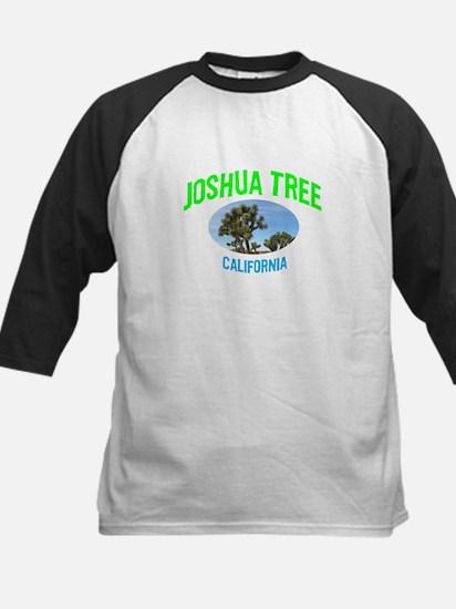 Joshua Tree National Park Kids Baseball Jersey