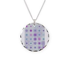 Lucine abstract art Necklace