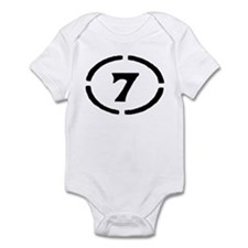 Circle 7 Infant Body Suit