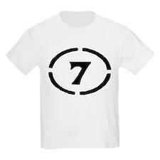 Circle 7 T-Shirt
