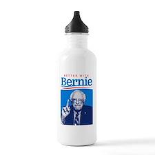 Better With Bernie Water Bottle