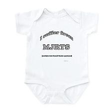 JRT Syndrome Infant Bodysuit