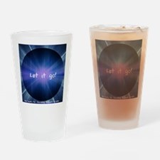 Let it go Drinking Glass