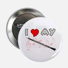I *HEART* My Oboe Button