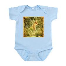 nature wildlife red fox Body Suit