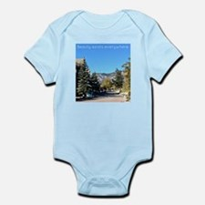 Beauty Exists Infant Bodysuit